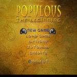 Populous The Beginning PS1 ISO