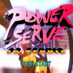 Power Serve 3D Tennis PS1 ISO