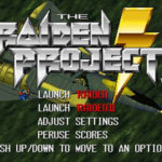 Raiden Project PS1 ISO