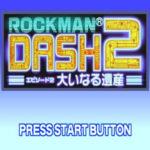 Rockman Dash 2 PS1 ISO