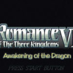 Romance of The Three Kingdoms VI PS1 ISO
