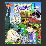 Rugrats Studio Tour PS1 ISO