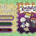 Rugrats Totally Angelica PS1 ISO