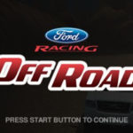 Ford Racing Off Road PSP ISO