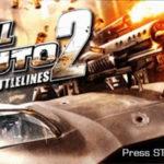 Full Auto 2 Battlelines PSP ISO