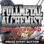 Fullmetal Alchemist Brotherhood PSP ISO