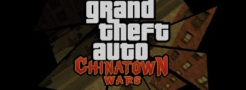 grand theft auto: chinatown wars rom