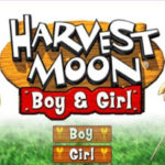 Harvest Moon Boy And Girl PSP ISO