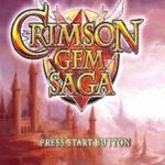 Crimson Gem Saga PSP ISO