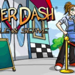 Diner Dash Sizzle And Serve PSP ISO