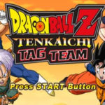 Dragon Ball Z Tenkaichi Tag Team PSP ISO