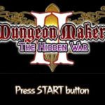 Dungeon Maker The Hidden War PSP ISO
