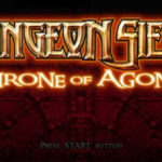 Dungeon Siege Throne of Agony PSP ISO