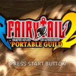 Fairy Tail Portable Guild 2 PSP ISO