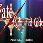 Fate Unlimited Codes PSP ISO