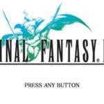Final Fantasy 3 PSP ISO