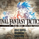 Final Fantasy Tactics PSP ISO
