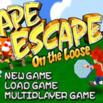 Ape Escape On The Loose PSP ISO