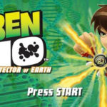 Ben 10 Protector of Earth PSP ISO