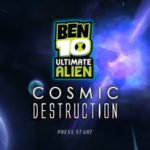 Ben 10 Ultimate Alien Cosmic Destruction PSP ISO