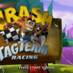 Crash Tag Team Racing PSP ISO