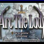 Arc The Lad Soundtracks