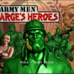 Army Men Sarges Heroes Dreamcast ISO