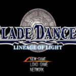 Blade Dancer Lineage of Light PSP ISO
