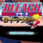Bleach Heat The Soul 3 PSP ISO