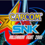 Capcom Vs SNK Millennium Fight 2000 Dreamcast ISO