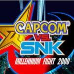 Capcom Vs SNK Millennium Fight 2000 Dreamcast ISO