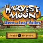 Harvest Moon Hero of Leaf Valley Soundtracks