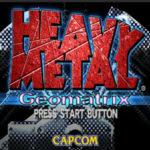 Heavy Metal Geomatrix Dreamcast ISO