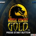 Mortal Kombat Gold Dreamcast ISO