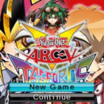 Yu Gi Oh Arc V Tag Force Special PSP ISO