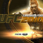 UFC 2010 Undisputed PSP ISO