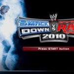 WWE Smackdown Vs Raw 2010 PSP ISO
