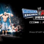 WWE Smackdown Vs Raw 2011 PSP ISO