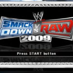 WWE Smackdown Vs Raw 2009 PSP ISO