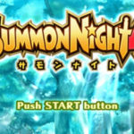 Summon Night 4 PSP ISO