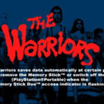 The Warriors PSP ISO