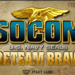SOCOM US Navy Seals Fireteam Bravo 3 PSP ISO