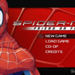 Spiderman Friend or Foe PSP ISO