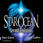 Star Ocean Second Evolution PSP ISO