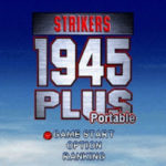 Strikers 1945 Plus PSP ISO