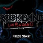 Rockband Unplugged PSP ISO