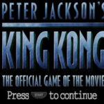 King Kong PSP ISO