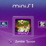 Mega Minis Volume 1 PSP ISO