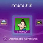 Mega Minis Volume 3 PSP ISO