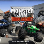 Monster Jam Urban Assault PSP ISO